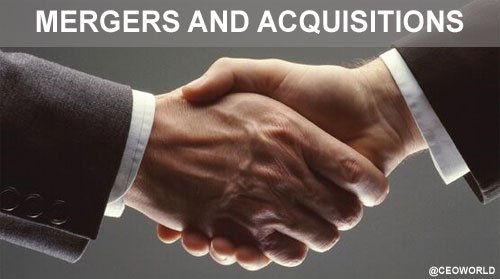 merger&accqusition